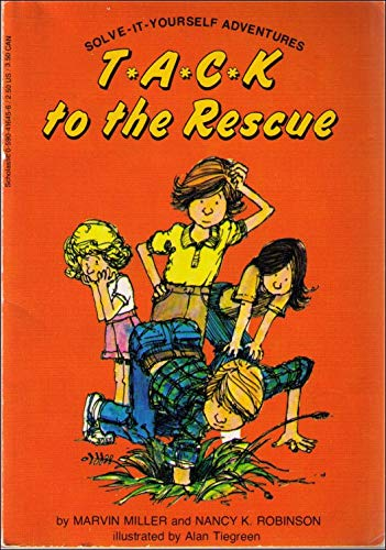 9780590416450: T*A*C*K to the Rescue