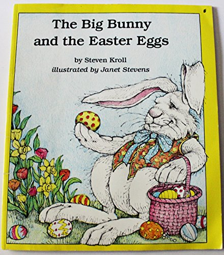 9780590416603: The Big Bunny and the Easter Eggs