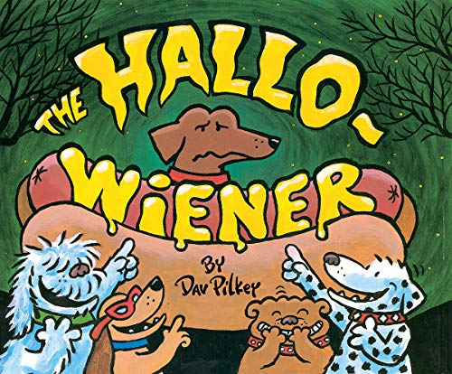 9780590417037: The Hallo-Wiener