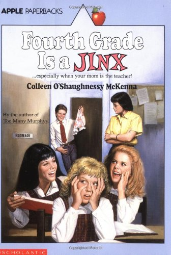 9780590417365: Fourth Grade Is A Jinx (An Apple Paperback)