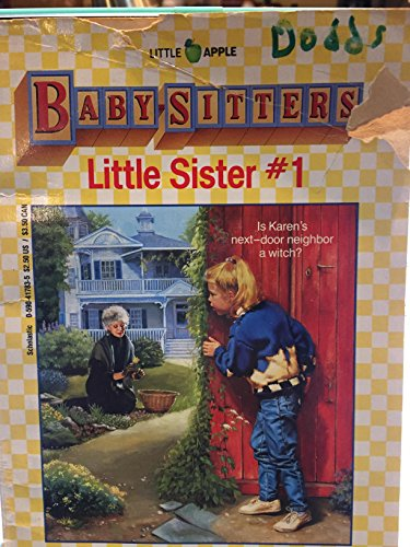 9780590417839: Karen's Witch (Baby-Sitters Little Sister, 1)