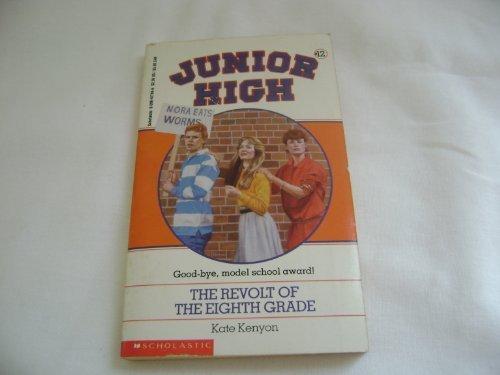 9780590417884: Revolt of the Eighth Grade (Junior High)
