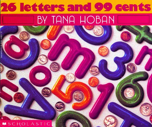 9780590418317: 26 Letters and 99 Cents