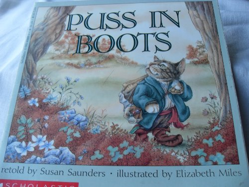 9780590418881: Puss in Boots (An Easy-to-read Folktale)
