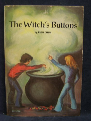 9780590419079: The Witch's Buttons