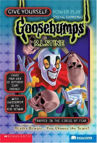 9780590419208: Trapped in the Circus of Fear (Give Yourself Goosebumps Special Edition, No 3)