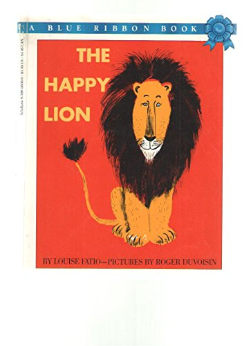 9780590419369: The Happy Lion (Blue Ribbon Book)