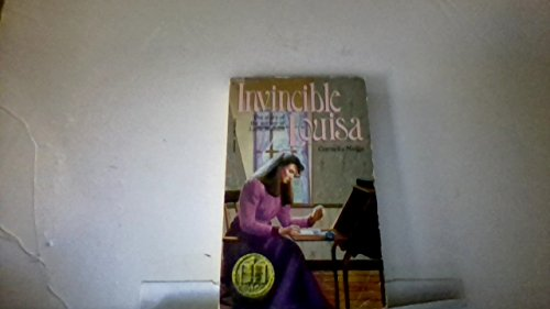 """Invincible Louisa: The Story of the Author of """"Little Women"""": Meigs, Cornelia"""