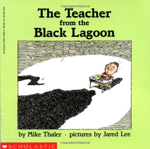 9780590419628: The Teacher From The Black Lagoon