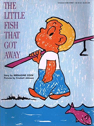 9780590419895: The Little Fish That Got Away