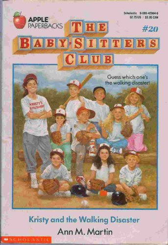 9780590420044: Kristy and the Walking Disaster (Baby-Sitters Club)