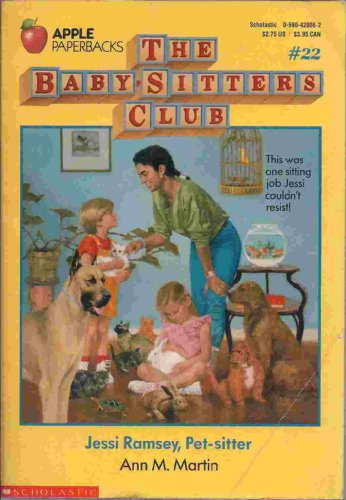 9780590420068: Jessi Ramsey, Pet-Sitter (The Baby-Sitters Club, No. 22)