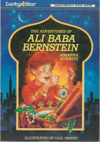 9780590420112: The Adventures of Ali Baba Bernstein