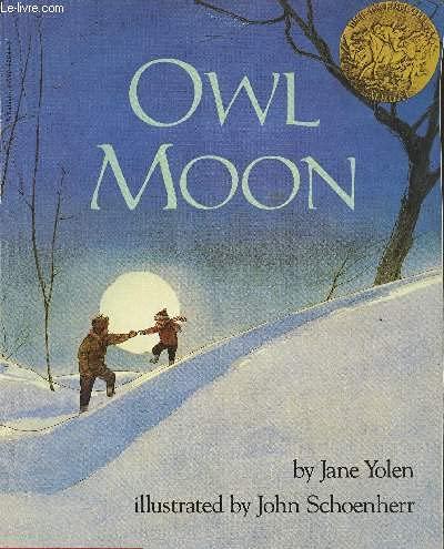 9780590420440: Owl Moon