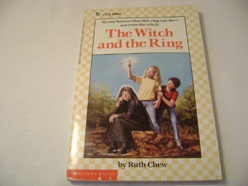 The Witch and the Ring (Little Apple): Ruth Chew