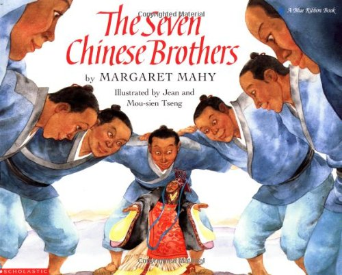 9780590420570: The Seven Chinese Brothers (Blue Ribbon Book)