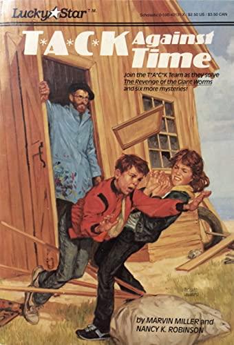 9780590421317: T*A*C*K Against Time (T*A*C*K, No 4)