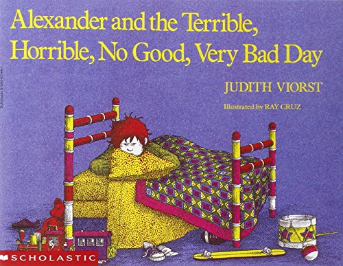 9780590421447: Alexander and the Terrible, Horrible...