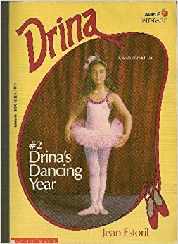 9780590421928: Drina's Dancing Year