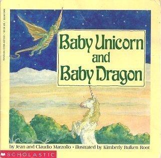 9780590422130: Baby Unicorn and Baby Dragon