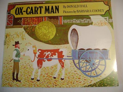 9780590422420: Ox- Cart Man