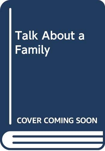 Talk About a Family (0590422472) by Eloise Greenfield