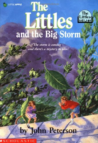 The Littles and the Big Storm (The Littles #9) (0590422766) by John Lawrence Peterson; John Peterson
