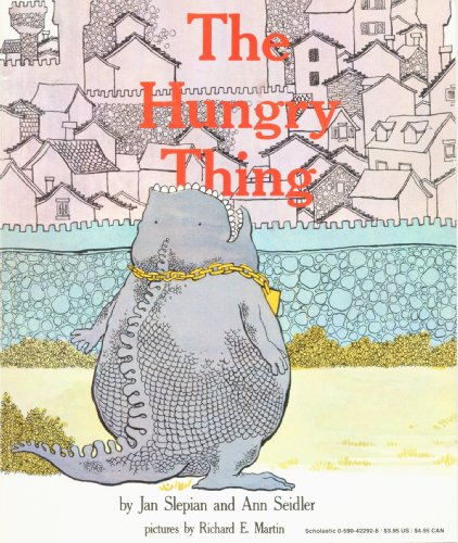 9780590422925: Hungry Thing