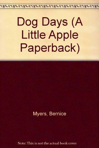 9780590423021: Dog Days (A Little Apple Paperback)