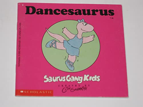 Dancesaurus: Backstein, Karen, Parker, Tim