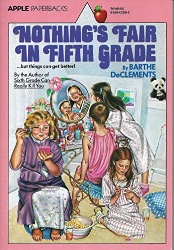 9780590423168: Nothing's Fair in Fifth Grade