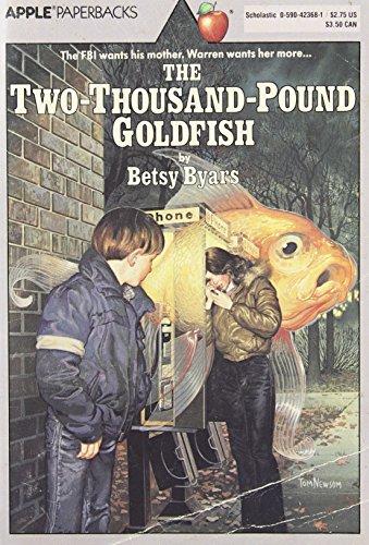 9780590423687: The Two Thousand Pound Goldfish