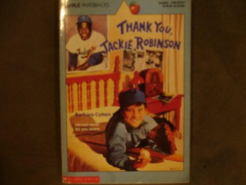 9780590423786: Thank You, Jackie Robinson