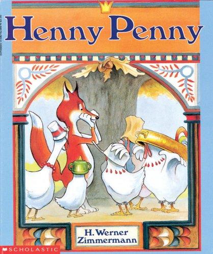 9780590423892: Henny Penny