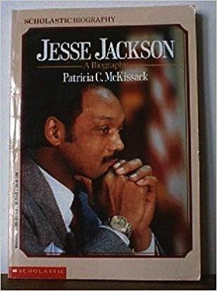 9780590423953: Jesse Jackson: A Biography