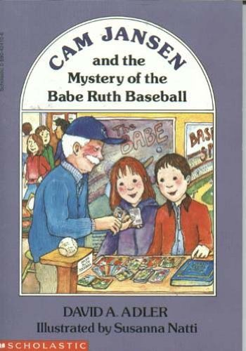 9780590424103: Cam Jansen and the Mystery of the Babe Ruth Baseball