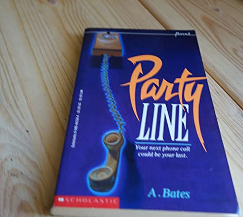 9780590424394: Party Line (Point)