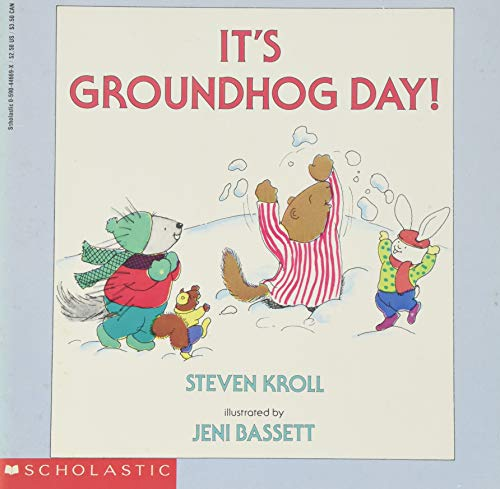 9780590424738: Its Groundhog Day
