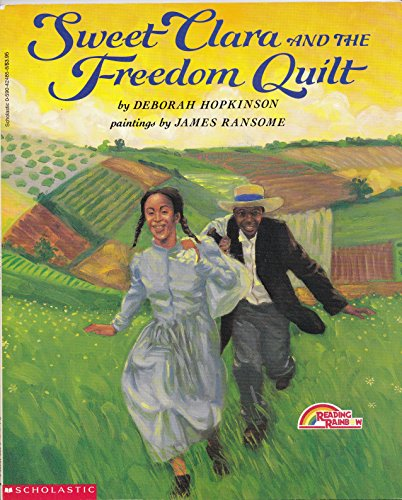 9780590424851: Sweet Clara and The Freedom Quilt