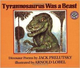 9780590424912: Tyrannosaurus Was a Beast: Dinosaur Poems