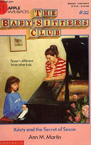 9780590424967: Kristy and the Secret of Susan (Baby-Sitters Club, 32)