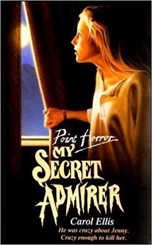 9780590425155: My Secret Admirer