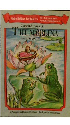 9780590425292: The Adventures of Thumbelina #3