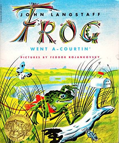 9780590425315: Frog Went A - Courtin'