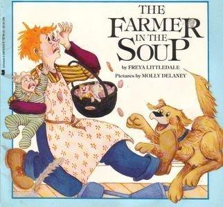 9780590425353: Farmer in the Soup