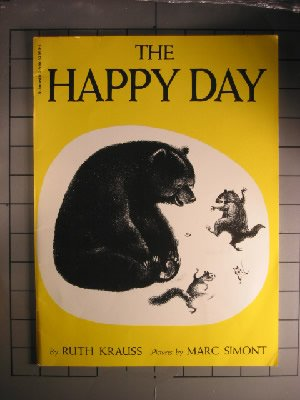 9780590425957: The happy day