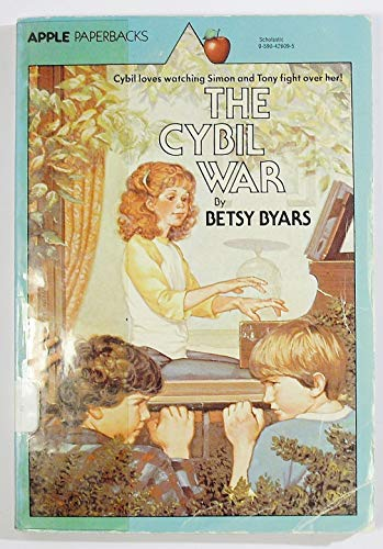 9780590426091: The Cybil War