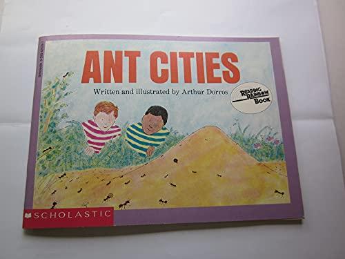 9780590426282: ant cities