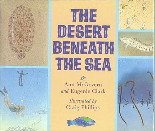 9780590426398: Desert Beneath the Sea