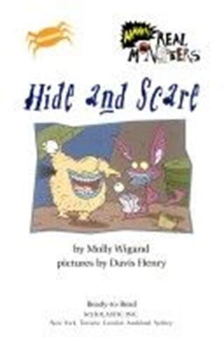 9780590426466: Hide and Scare (Ready-to-Read)